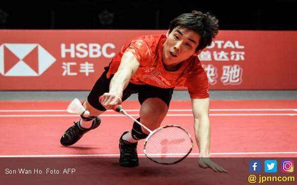 Chou Tien Chen dan Son Wan Ho jadi Korban Babak Pertama Indonesia Masters - JPNN.com