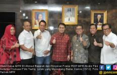 Film Perjuangan Ketua MPR Taufiq Kiemas Tayang Maret 2019 - JPNN.com