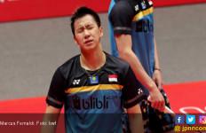 BWF World Tour Finals: Minions Mundur, Chen Yufei Cedera - JPNN.com
