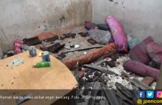 Tiba-Tiba Angin Kencang dan Menghempas Atap Rumah - JPNN.com