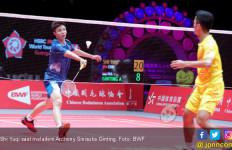 Keluar dari Grup Neraka, Shi Yuqi Juara, Son Wan Ho Kedua - JPNN.com