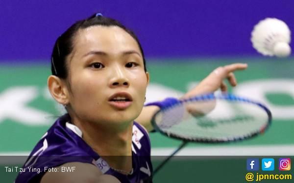 33 Menit! Tai Tzu Ying Mundur saat Melawan Akane Yamaguchi - JPNN.com