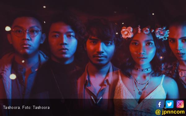 Tahsoora Angkat Isu Hukuman Mati di Lagu Hitam - JPNN.com