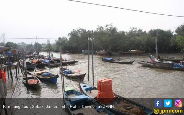 Kampung Laut, Kampung Para Pelaut di Jambi - JPNN.com