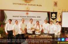 Gandeng BNI, Kagama Luncurkan Aplikasi Kagamapay - JPNN.com