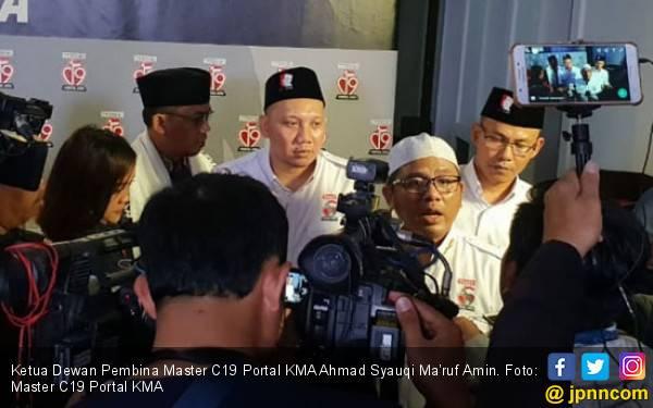 Ciptakan Lagu, Putra Kiai Ma'ruf Amin Ajak Masyarakat Bersatu - JPNN.com