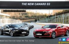 Model Anyar Chevrolet Camaro SS Cari Peruntungan di Korsel - JPNN.com