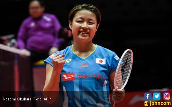 Nozomi Okuhara jadi Finalis Pertama BWF World Tour Finals - JPNN.com