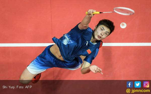 Shi Yuqi dan Zheng Siwei / Huang Yaqiong Tembus Final - JPNN.com