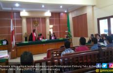 Mantan Kadis Pertanian Tebo Divonis 20 Bulan Penjara - JPNN.com