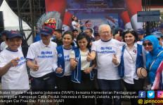 IWAPI Bersama Kemendag Kampanyekan Cinta Produk Indonesia - JPNN.com
