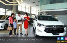 Kuartal I 2019: Penjualan Mobil Grup Astra Kalah Bersinar Dibandingkan Motor - JPNN.com