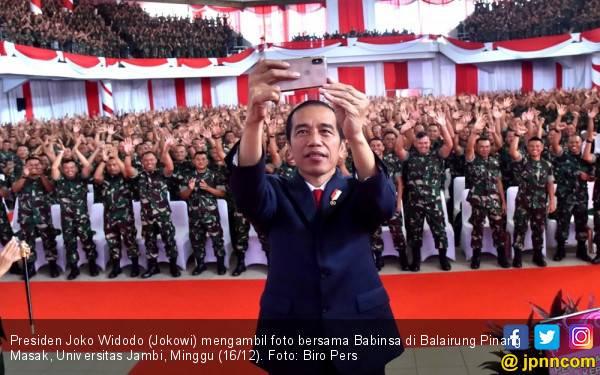 Ramses: Masalah e - KTP Belum Cukup Gerus Dukungan ke Jokowi - JPNN.com