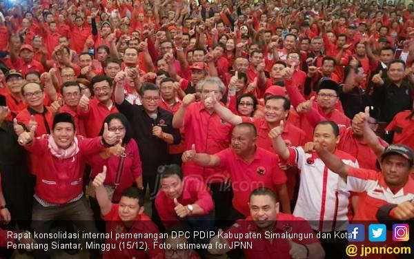 Jokowi – Ma'ruf Menang Telak, PDIP Ulang Kejayaan 1999 - JPNN.com