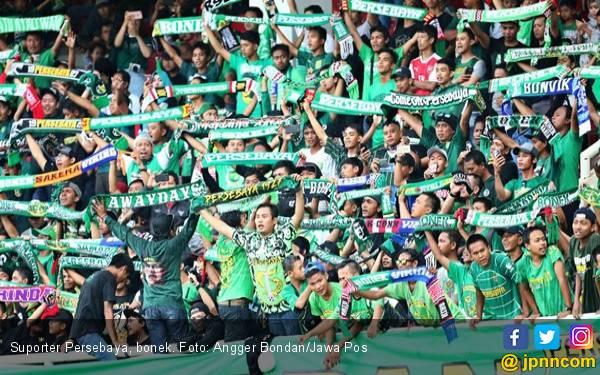 Persebaya Pecahkan Rekor Penonton Terbanyak Liga 1 2018 - JPNN.com