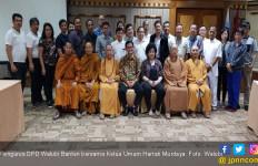 Jura Wangulimala Resmi Jabat Ketua DPD Walubi Banten - JPNN.com