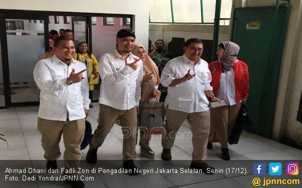 Prabowo Subianto Jadi Penjamin Penangguhan Penahanan Ahmad Dhani - JPNN.com