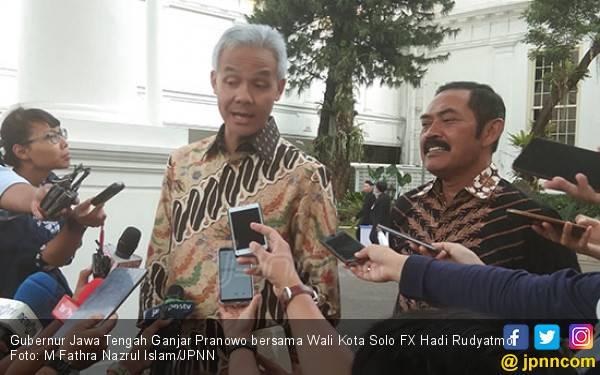 Jateng Kandang Banteng, Ganjar Tak Ikhlas Jika Jokowi Kalah - JPNN.com