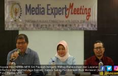 Jelang Tutup Tahun, MPR Evaluasi Pemberitaan Selama 2018 - JPNN.com