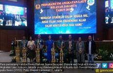 Lantamal III Jakarta Raih Juara Pertama Lomba Pesparawi - JPNN.com