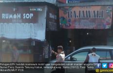 KPK Buru Tersangka Korupsi hingga ke Rumah Sop Nadya Binjai - JPNN.com
