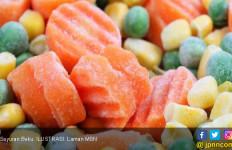 Apakah Sayuran Beku Sama Bergizi dengan Yang Segar? - JPNN.com