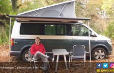 VW California Bawa Rumah Kecil di Kabin, Harga Rp 1,1 Miliar - JPNN.com