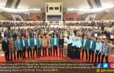 HNW: Empat Pilar MPR Buah Perjuangan Mahasiswa - JPNN.com