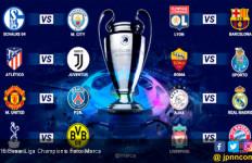 Jadwal Lengkap 16 Besar Liga Champions - JPNN.com