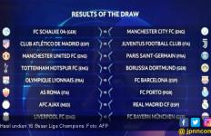 Liga Champions: Takdir Klub Inggris Ketemu Wakil Jerman - JPNN.com