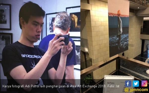 Foto Karya Adi Putra Harumkan Nama Indonesia di Jepang - JPNN.com