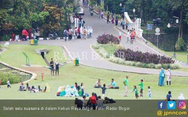 Mulai Hari Ini Kebun Raya Bogor Ditutup Untuk Umum - JPNN.com