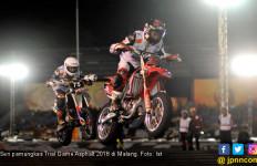 2 Pembalap Indonesia Genggam Juara Balap Supermoto 2018 - JPNN.com