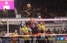 Proliga: Putri Elektrik Hancur Lebur, Pelatih Anggap Wajar - JPNN.com