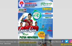 Launching Klub Raga Putra Menoreh Bersama Timnas dan Legenda - JPNN.com