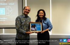 Peduli Pendidikan, Blue Bird Jalin Kerja Sama dengan UNICEF - JPNN.com