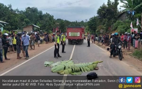 Braaak! Ramadon Tewas saat Hendak Jemput Istri - JPNN.com