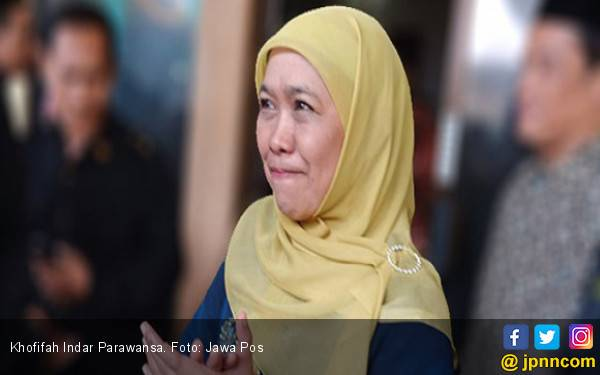Khofifah Akan Sambangi KPK Setelah Dilantik Jokowi - JPNN.com
