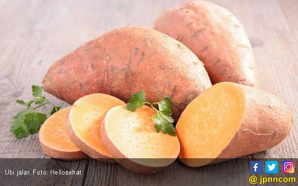 Gemar Makan Ubi Jalar? Ini 5 Manfaatnya - JPNN.com