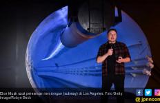Elon Musk Resmikan Terowongan Pertamanya dan Mahal - JPNN.com