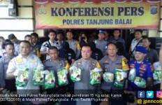 Terlibat Peredaran 15 Kg Sabu, Brigadir Purwanto Ditangkap - JPNN.com