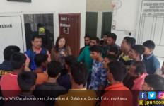 Polda Sumut Buru Penampung 30 WN Bangladesh di Batubara - JPNN.com