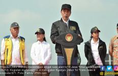 Jokowi Resmikan Jalan Tol Terpanjang di Indonesia - JPNN.com
