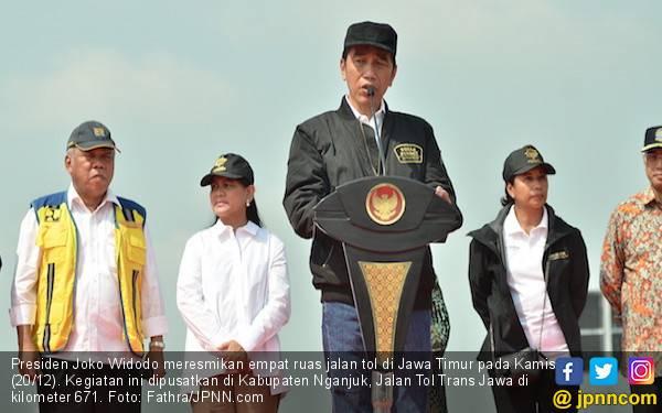 Tol Trans Jawa Akan Dorong Pertumbuhan Ekonomi Jatim - JPNN.com