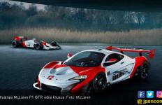 Mclaren P1™ GTR Edisi Khusus Pengingat Ayrton Senna - JPNN.com