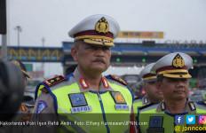 Kakorlantas Pantau Tol Trans Sumatera Bareng Menhub dan Menteri Basuki - JPNN.com