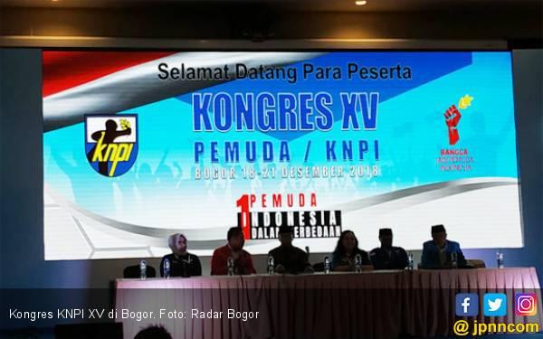 Kader GMNI Klarifikasi Foto Bareng Caketum KNPI - JPNN.com