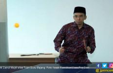 Penjelasan TGB soal Keislaman Presiden Jokowi - JPNN.com