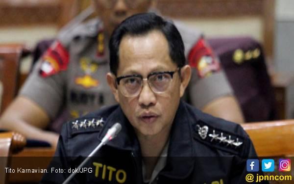 Konon Ada Petunjuk Menarik soal Pelaku Teror ke Pimpinan KPK - JPNN.com