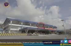 Terminal Baru Bandara Syukuran Aminuddin Siap Diresmikan - JPNN.com